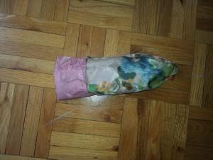 Fabric Sample of Umbrella Underside